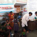 NUTRITIOUS BREAKFAST FOR AANGANWAADI CHILDREN
